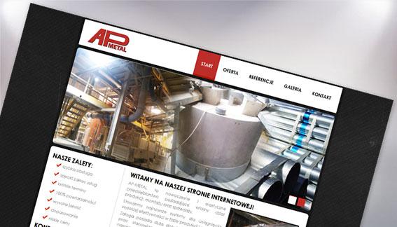 Strona Internetowa Konstrukcje Metalowe Końskie
