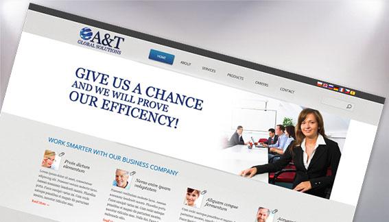 Strona Internetowa Usługi Biznesowe Wielka Brytania