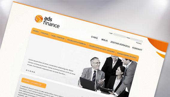 Strona Internetowa Doradztwo Finansowe Kraków