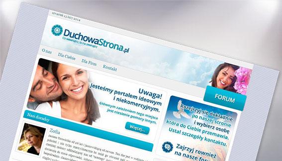 Strona Internetowa Niesienie Pomocy Duchowa Strona Warszawa