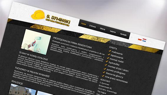 Strona Internetowa Remonty Holandia