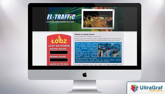 Strona Internetowa Systemy Zarządzania Ruchem Łódź