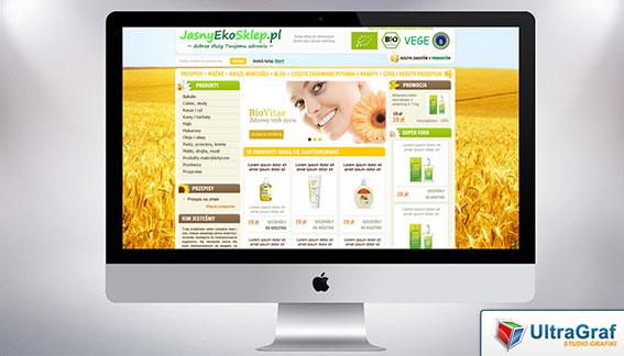 Sklep Internetowy Ekologiczne Produkty Warszawa