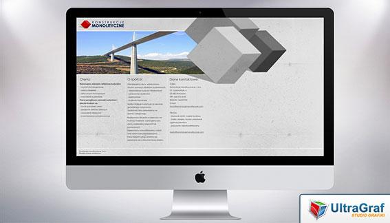 Strona Internetowa Konstrukcje Budowlane Końskie