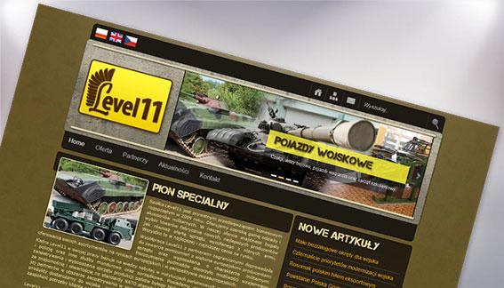 Strona Internetowa Pojazdy Wojskowe Warszawa