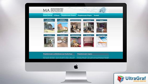 Strona Internetowa Architektura Projekty Domów Warszawa