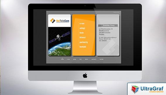 Strona Internetowa Sieci Internet Komputery Końskie
