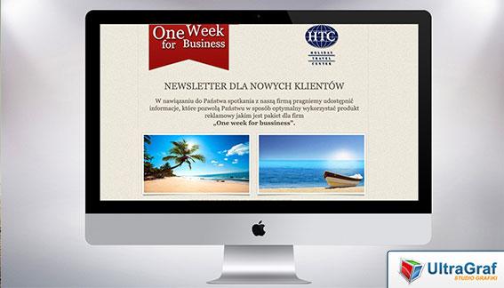 Strona Internetowa Organizacja Wypoczynku dla Biznesu Warszawa