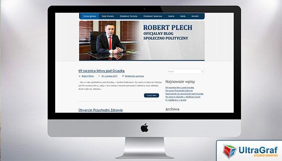 Strona Internetowa Blog Społeczno Polityczny Robert Plech Końskie