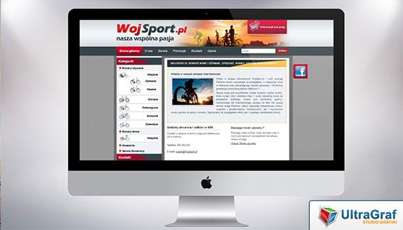 Sklep Internetowy Rowery WojSport Kraków