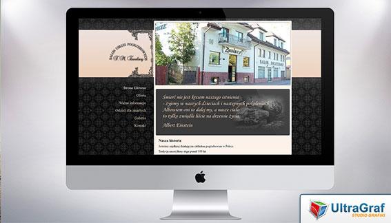 Strona Internetowa Zakład Pogrzebowy Kielce