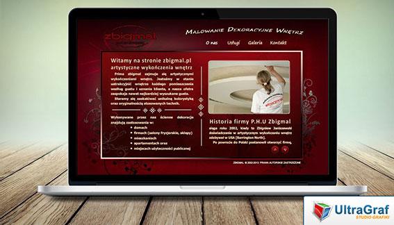 Strona Internetowa Malowanie Wnętrz Zbigmal Radoszyce Świętokrzyskie