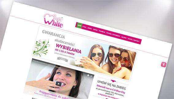 Strona Internetowa Wybielanie Zębów White Warszawa