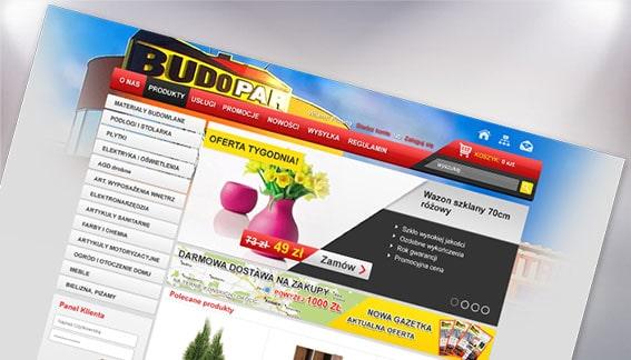 Sklep Internetowy Wyposażenie Wnętrz Budopar Opoczno