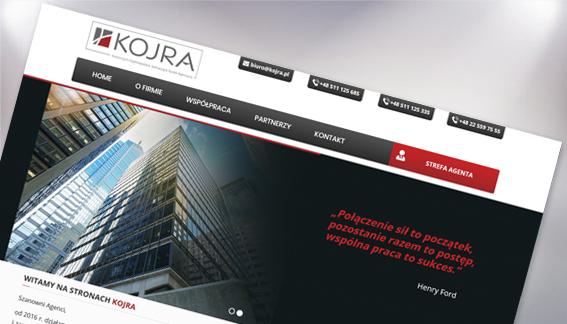 Strona Internetowa Ubezpieczenia Kojra Warszawa