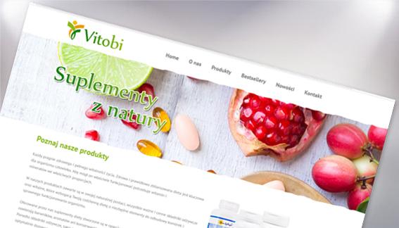 Katalog Internetowy Suplementy Diety Vitobi Radoszyce