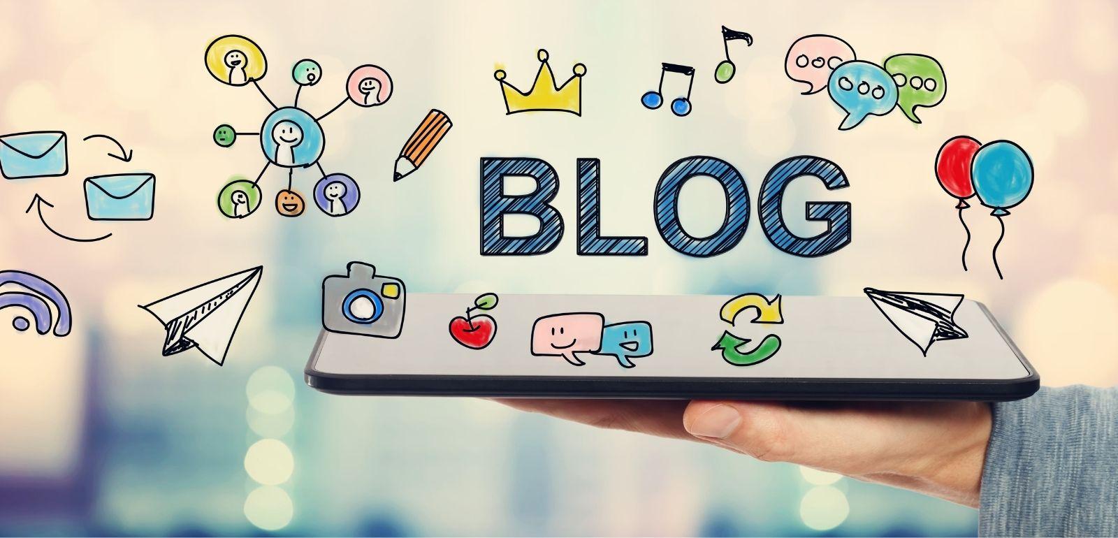Blog - jak dobierać tematy artykułów
