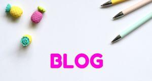Blog - zapisuj swoje pomysły