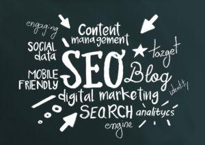 Marketing online - pozycjonowanie SEO